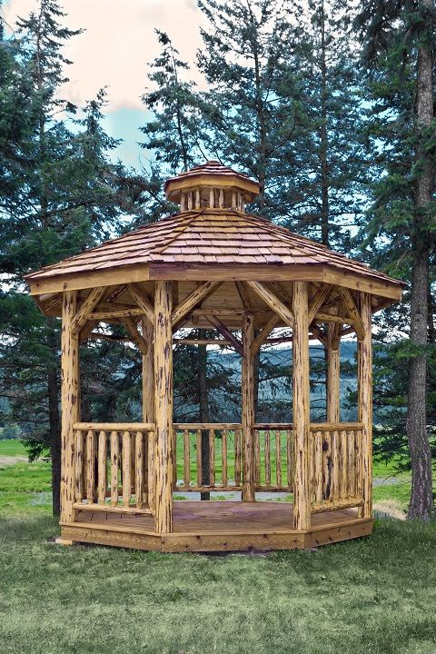 1000 Images About Gazebos On Pinterest