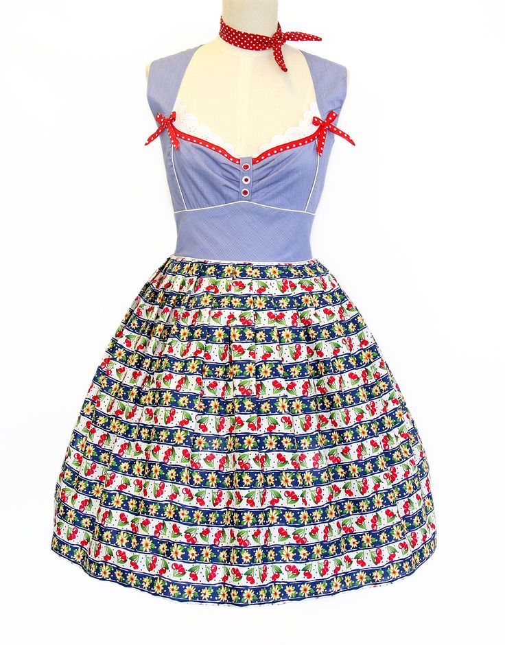 Picnic in Paris Dress - Kitten D'amour