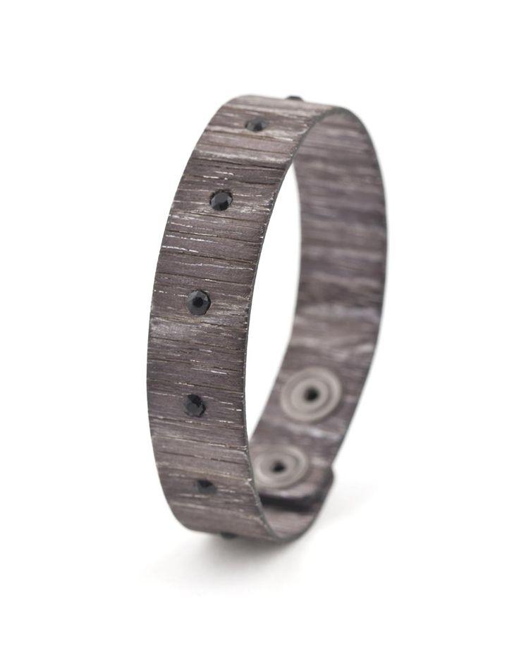 BAD DANDY ROVERE INGRIGITO #bracelet #fashion #woodbracelet #wood #design #madeinitaly