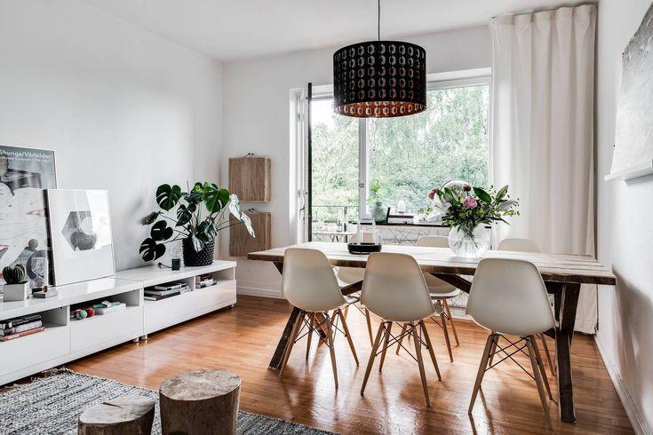 Un appartamento minimalista di 45 mq