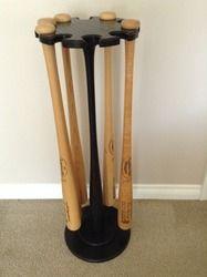 baseball bat displays