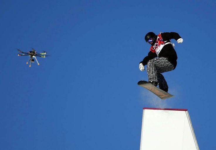 Sochi drone shooting Olympic TV, not terrorists