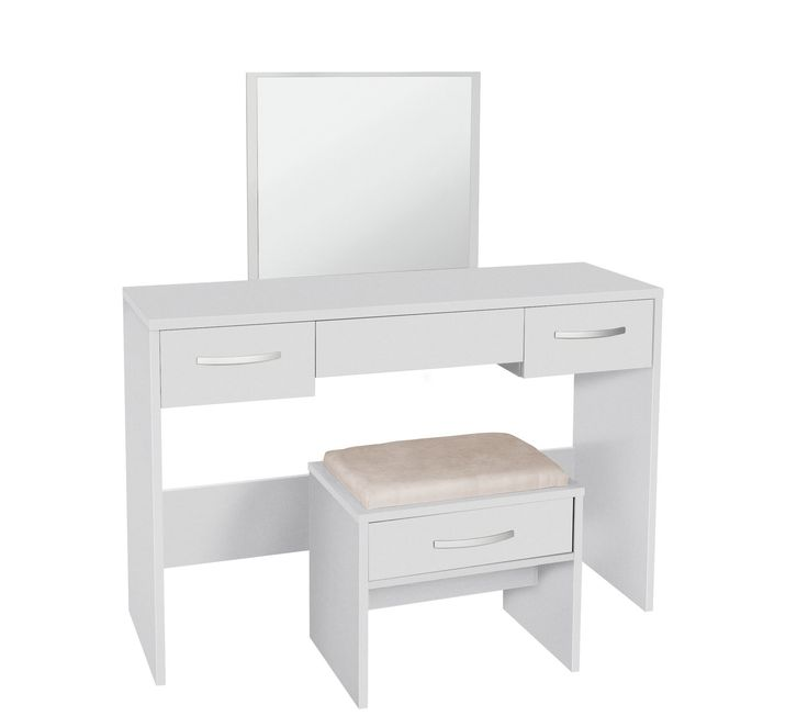 Buy Collection Hallingford Dressing Table - White at Argos.co.uk, visit Argos.co.uk to shop online for Dressing tables, Bedroom furniture, Home and garden