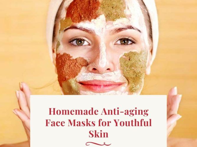 Anti Aging Face Masks For Youthful Skin Must Try In 2020 Face