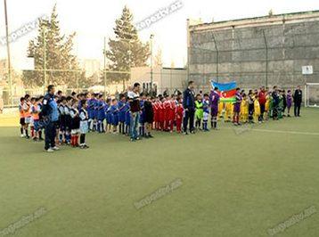 Məhsəti Gəncəvinin 900 Illiyi Münasibətilə TRİM-In Gəncə Filialında Mini Futbol Üzrə Mübarizəyə Start Verilib