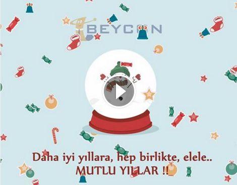 Daha iyi yıllara, hep birlikte, elele.. MUTLU YILLAR!! #BEYCON #MutluYıllar