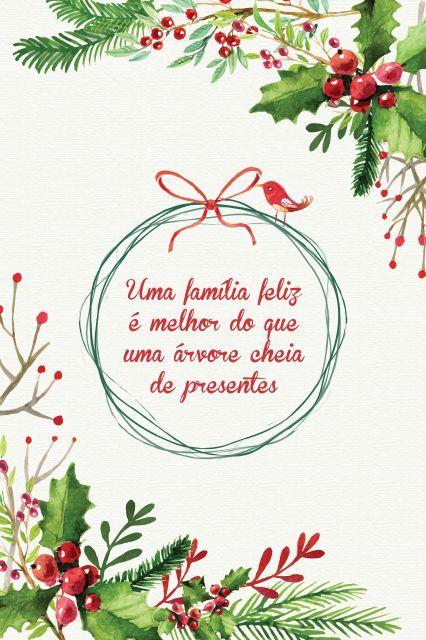 Poster - Natal em Família