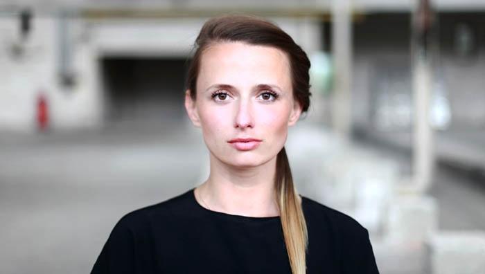 Matylda Krzykowski was born in 1982 in Świebodzice. She is designer and curator. Photo courtesy of the artist.