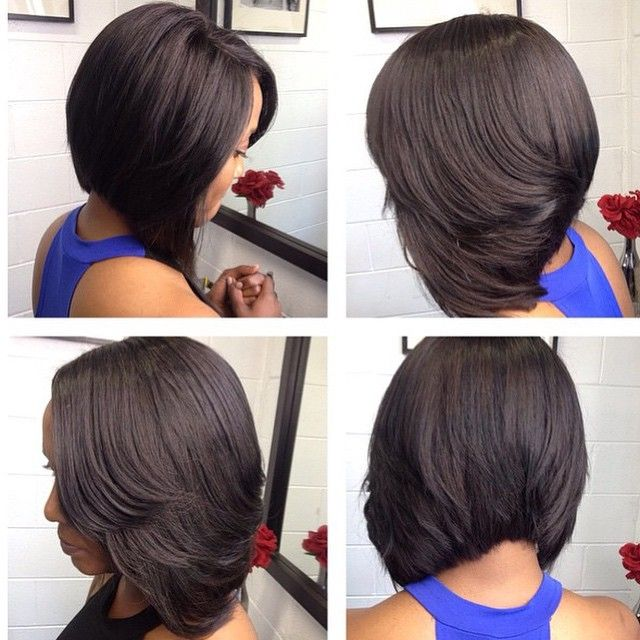 STYLIST FEATURE| Love this bob✂️ installed styled by #AtlantaStylist @Hairby_Cyremarie Classic #VoiceOfHair