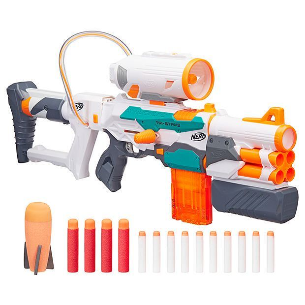 NERF Modulus Tri-Strike $49 @ target