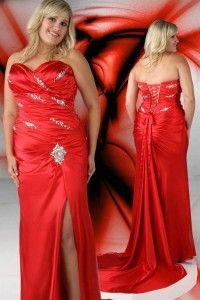 Top Ten Plus Size Prom Dresses To Flatter Your Body
