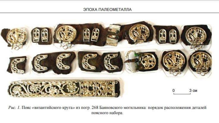 Византия. Костюм, вооружение, украшения.