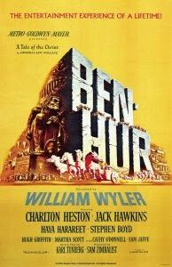 Türkçe-İngilizce Film Özetleri / Turkish-English Movie Summaries: Ben-Hur (1959) - (IMDB 8.1)