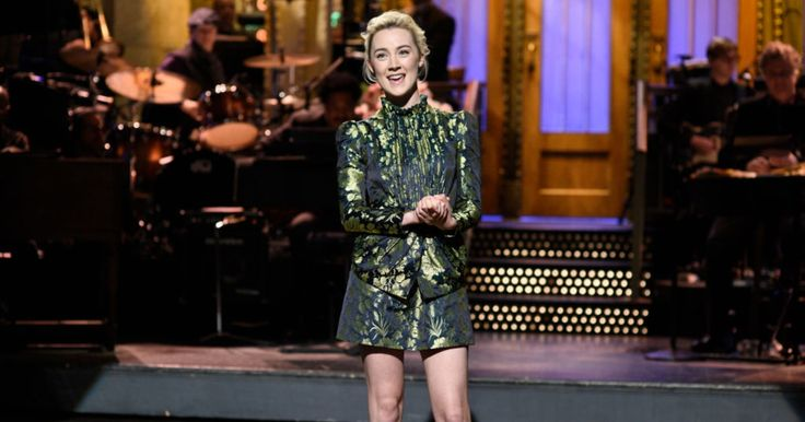 Saoirse Ronan on 'SNL': 3 Sketches You Have to See  ||  Check out the three must-see sketches from 'Lady Bird' star Saoirse Ronan's 'Saturday Night Live' episode http://www.rollingstone.com/tv/recaps/saoirse-ronan-on-snl-3-sketches-you-have-to-see-w513137?utm_campaign=crowdfire&utm_content=crowdfire&utm_medium=social&utm_source=pinterest