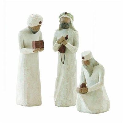 Willow Tree Nativity Collection Three Wisemen $77 - Australian store. International shipping available