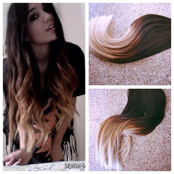 Hey, I found this really awesome Etsy listing at https://www.etsy.com/listing/181296341/5-star-ombre-balayage-cuticle-remy-hair