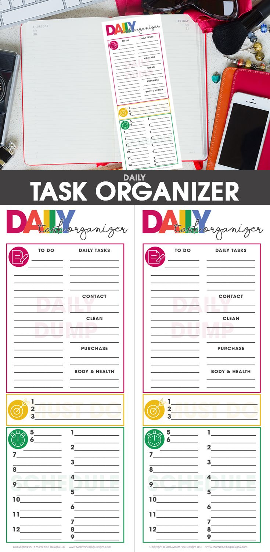 monthly task calendar template event management plan