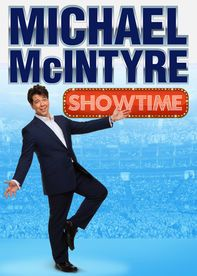 Michael McIntyre: Showtime - Spouting half-sane observations and tales of his idiocy, funnyman Michael McIntyre has the crowd in stitches with bits that include meeting the queen.