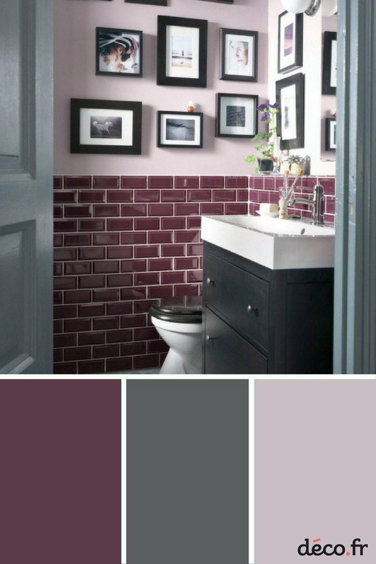 Les 25 meilleures id es de la cat gorie salle de bains for Quelle couleur dans une salle de bain