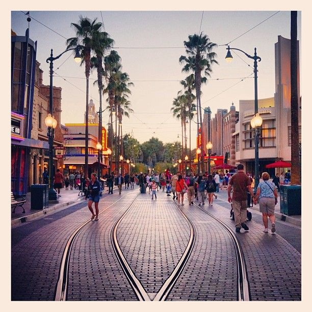 Hollywood Land in Anaheim, CA