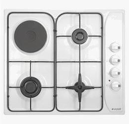ARÇELİK 910 4 GÖZÜ GAZLI SET ÜSTÜ OCAK Düğmeden ateşleme sistemi ile tek elinizle ocağı yakabileceğiniz bu Arçelik ürünü set üstü ocak, 3 gözü gazlı bir gözü elektrikli yapısı ile size kolaylık sağlıyacak. Çeşit çeşit yemekler yapabileceğiniz bu ocağı uygun fiyat ile sizlere sunuyoruz. http://www.beyazesyamerkezi.com/Arcelik-ARcELiK-910-4-GoZu-GAZLI-SET-uSTu-OCA.html