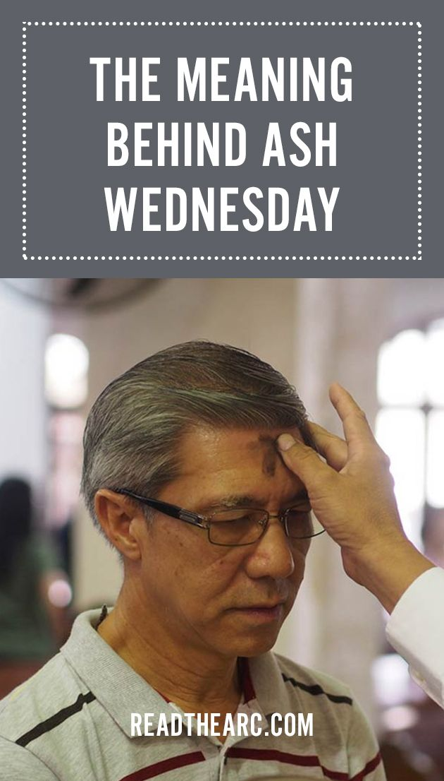 17 Best Ideas About Ash Wednesday Meaning On Pinterest