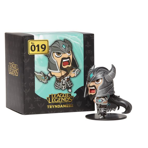 """PSA: """"Retired"""" #019 Tryndamere is on Low Stock @ EU Merch Store - for all the collectors out there https://euw.merch.riotgames.com/en/collectibles/figures/tryndamere-figure.html #games #LeagueOfLegends #esports #lol #riot #Worlds #gaming"""
