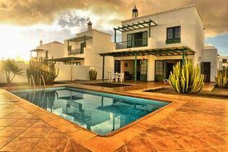 Villa Nohara in Lanzarote, Canary Island