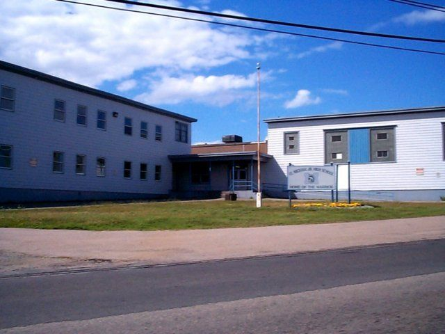Photographs And Memories of Cape Breton: Some Old Glace Bay School Buildings, Glace Bay, Cape Breton