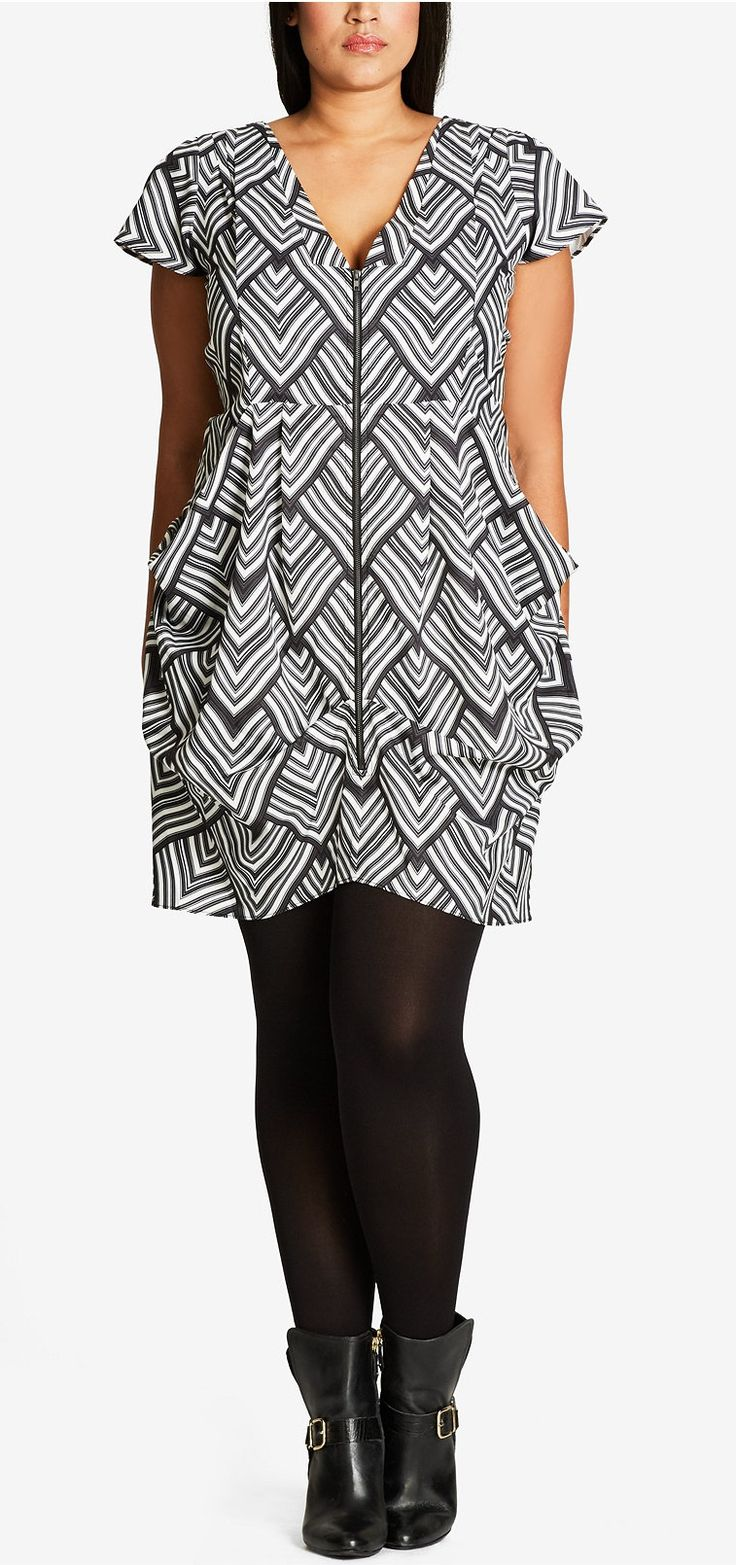 654 Best Plus Size Womens Fashion Images On Pinterest Curvy Girl