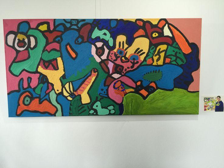 S&L Zorg: Kunstsjop - Kunstatelier voor mensen met een verstandelijke beperking