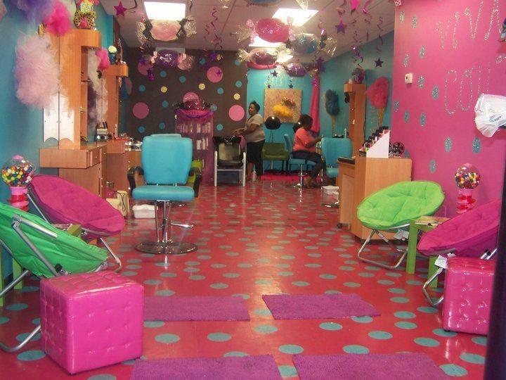 67 Best Kids Salon Images On Pinterest Kids Salon Children Hair