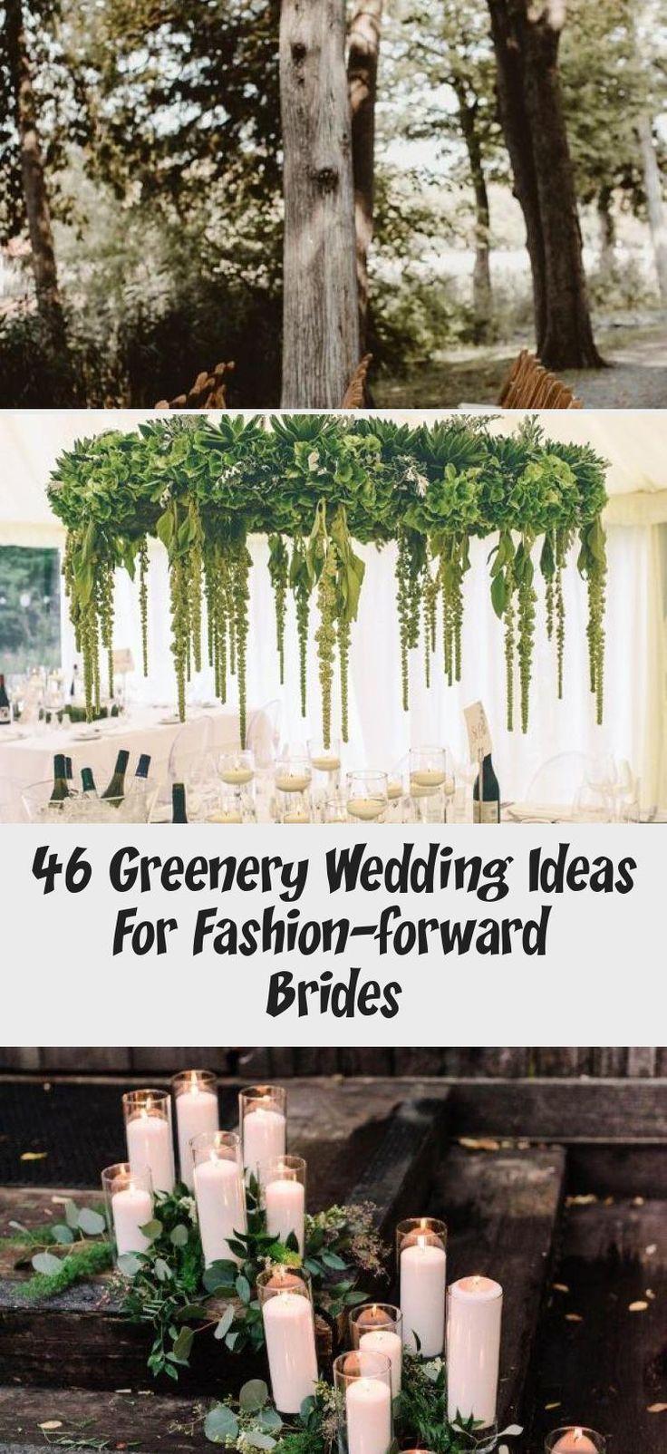 46 #Greenery #Wedding Ideas For Fashion-Forward Brides #gardenweddingColors #gardenweddingReception #gardenweddingBridesmaids #gardenweddingFavors #gardenweddingDress