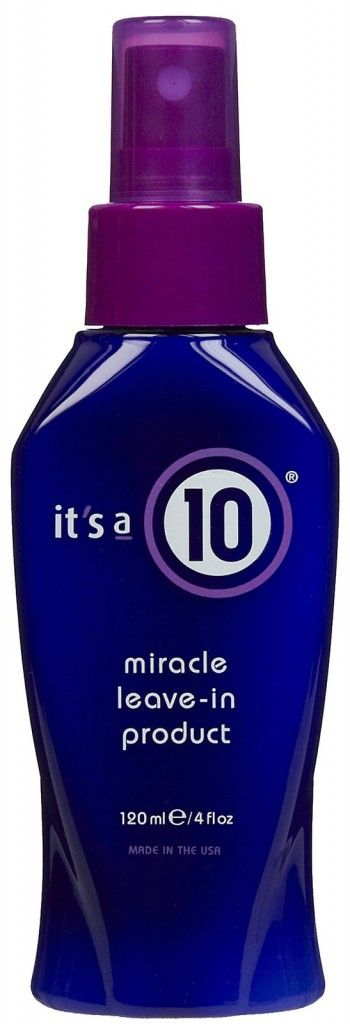 Its a 10: Leave In. Huge fan of all their products, this one in particular is a hair miracle worker!
