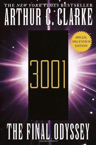 3001: The Final Odyssey (Space Odyssey, #4) Arthur C. Clarke