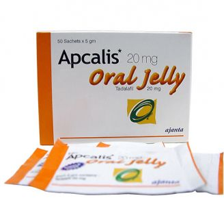 Brand Ajanta Pharma Apcalis Oral Jelly dosed at 20 mg/sachet (Tadalafil Citrate). Purchase it online in our Store! #apcalis #ajanta #testosterone #steroids #anabolics