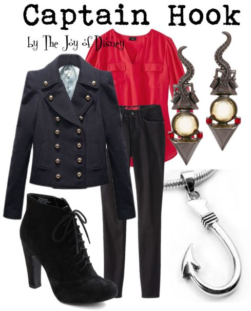 hook once upon a time | The Joy of Disney: Captain Hook (Once Upon a Time)