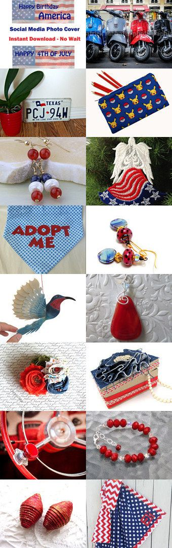 GO Team USA! by Margie on Etsy--Pinned+with+TreasuryPin.com
