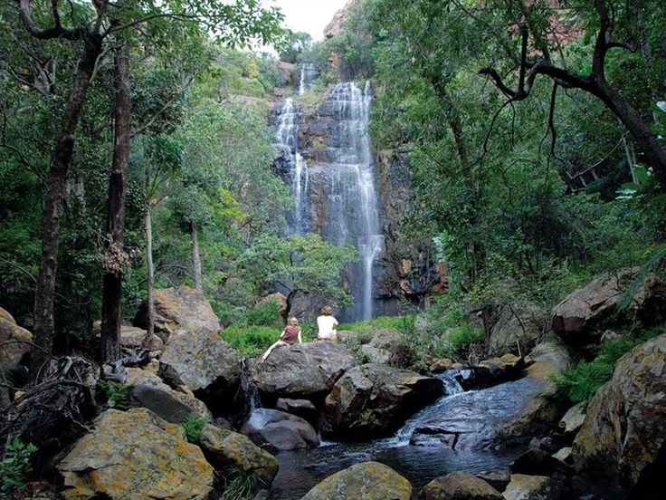 Lokovhela Mountain Lodge is situated on top of the Soutpansberg Mountains on the Morning Sun Nature Reserve which is a Natural Heritage Site.  There are crystal clear mountain streams, waterfalls, indigenous forests and spectacular scenery. <br /> <br />Warm days allow for walking and picnics or just to relax in the tranquility of the lodge next to our swimming pool.  For the cooler evenings and when the mountain mist comes in, you can sink into a sofa in front of a wood fire. <br /> <br…