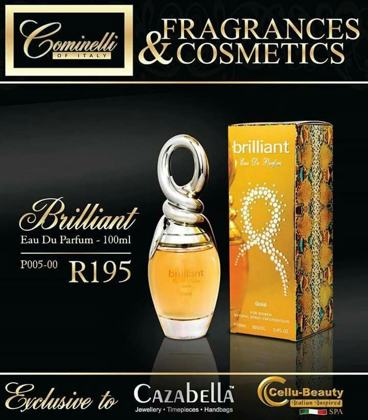 Hi everybody  I am selling the following items: Cazabella Designer Costume Jewellery Cazabella Handbags Cazabella Watches for him/her Cominelli Fragrances & Cosmetics  Cominelli Skin Care products  For more information or to place orders please contact Adri Beckley at  Cell Number: 0812640940 or e-mail address:  adribeckley@gmail.com