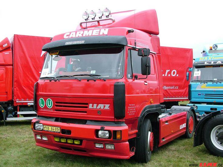 Truck Show 2005 LIAZ