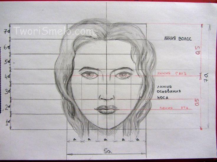 Как правильно нарисовать голову человека, соблюдая пропорции. Основные закономерности в конструкции головы человека.Знание этих пропорций поможет начинающему художнику в работе над портретом. .Рисование головы человека включает в себя пять этапов,...