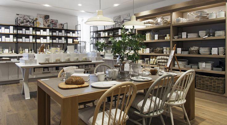 Lifestyle-Led Concept Store, The White Company by Dalziel & Pow, Norwich - Retailand Retail Design