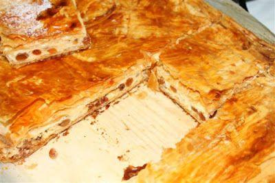 Receptek, és hasznos cikkek oldala: Joghurtos túrós rétes mennyei édesség percek alatt!