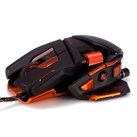 Cool Stuff We Like Here @ CoolPile.com ------- << Original Comment >> ------- Mad Catz Cyborg MMO 7 gaming Mouse - Its like a mouse on steriods