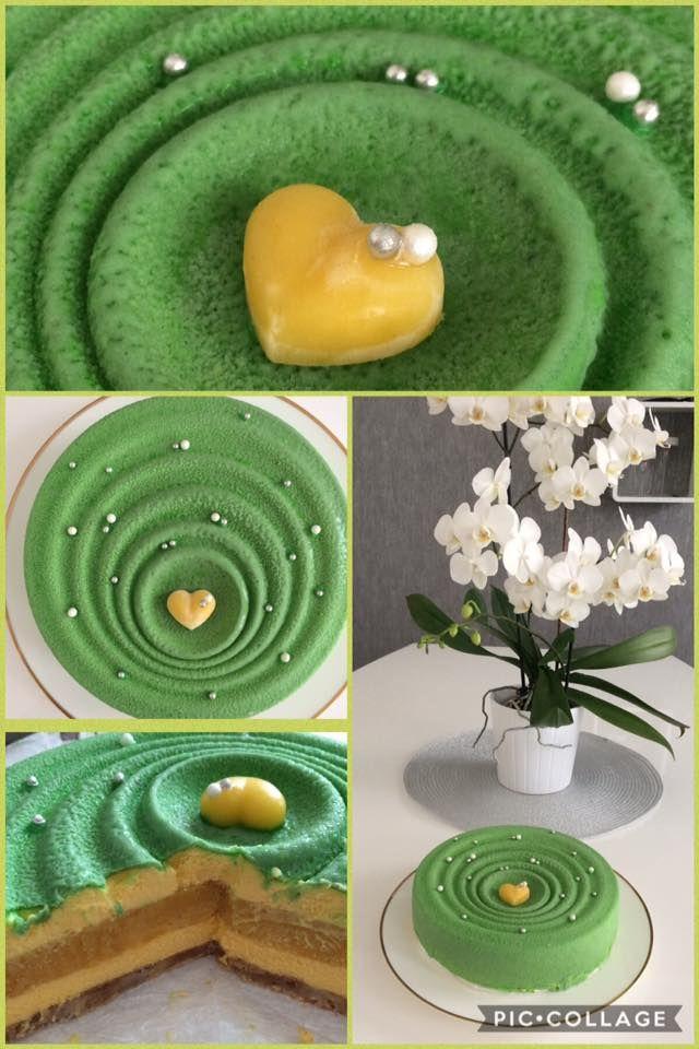 Mousse cream/ Velvet cover