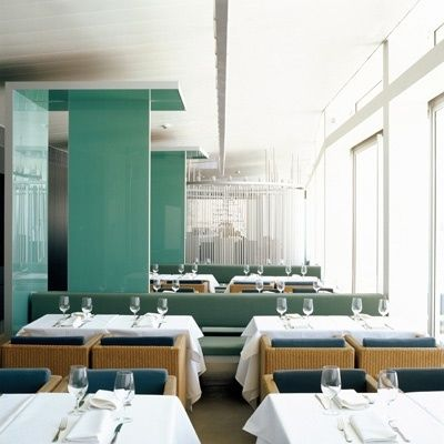 Icebergs Private Dining Room
