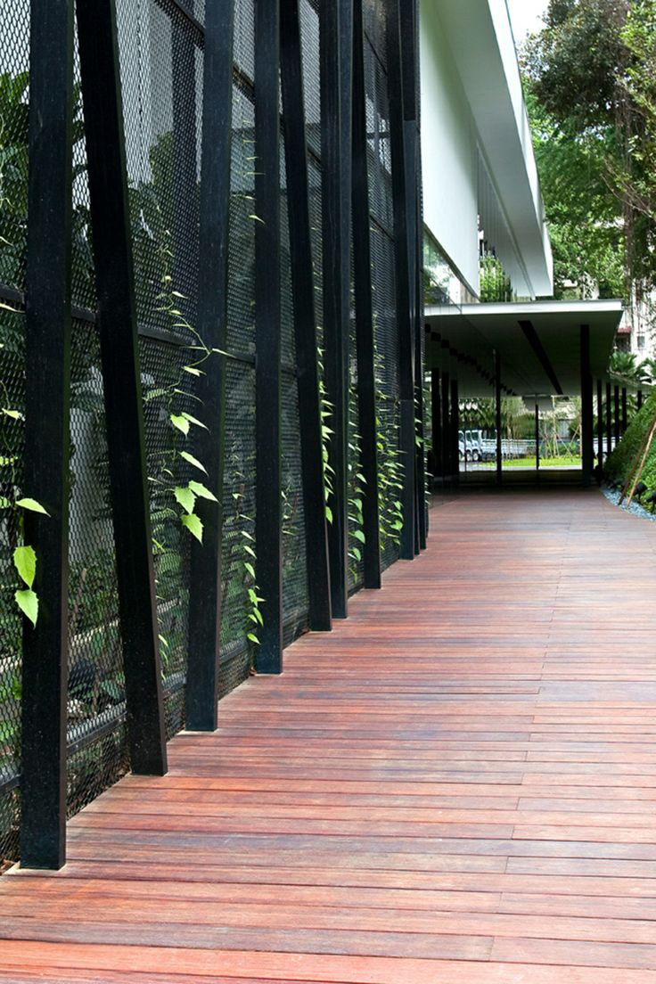 The 25 best bamboo decking ideas on pinterest bamboo for Balcony barrier