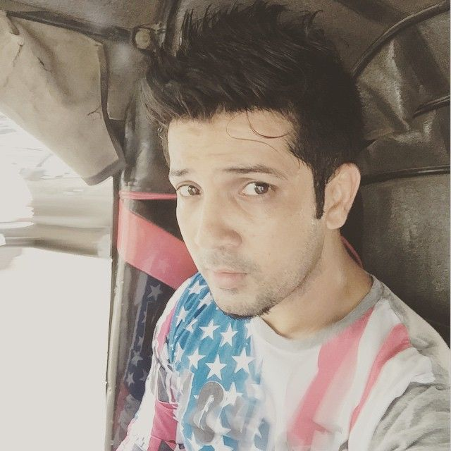 MorningRush #bhaagambhaag :) #autoRickshaw #mumbai #noHoliday:)