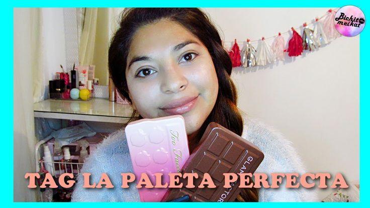 Tag La Paleta Perfecta ft. Paola Teran Makeup/Bichito meikat